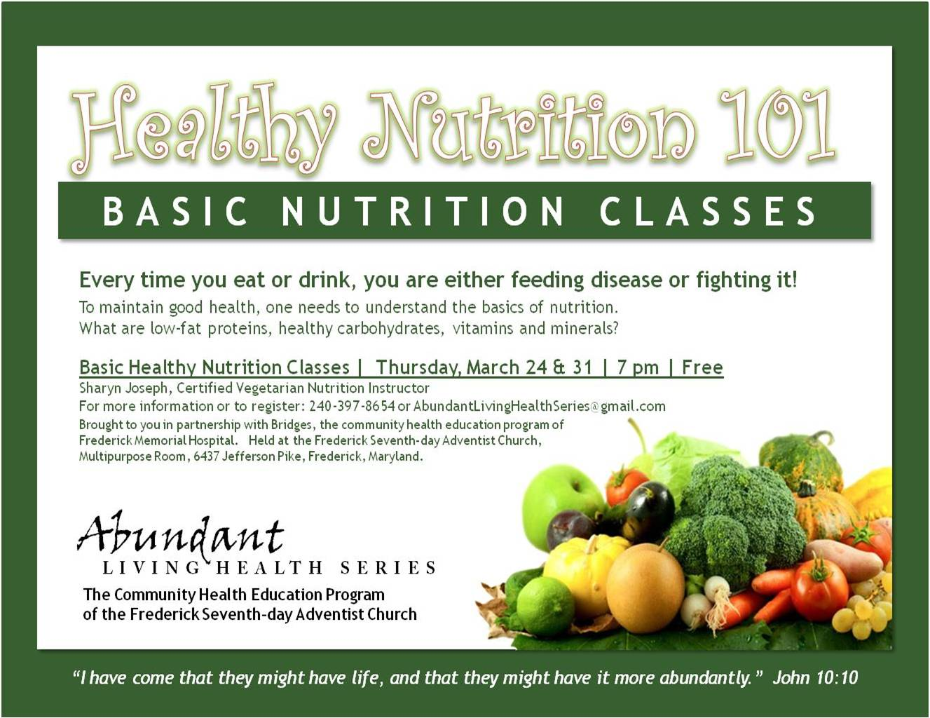 Food And Nutrition Management Online Courses
