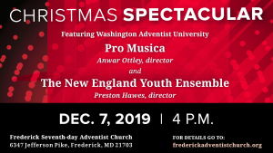 Christmas Spectacular Concert